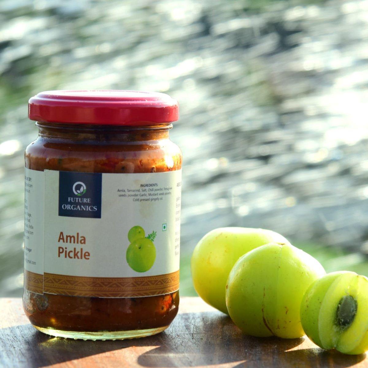 Amla Pickle(set of 2)