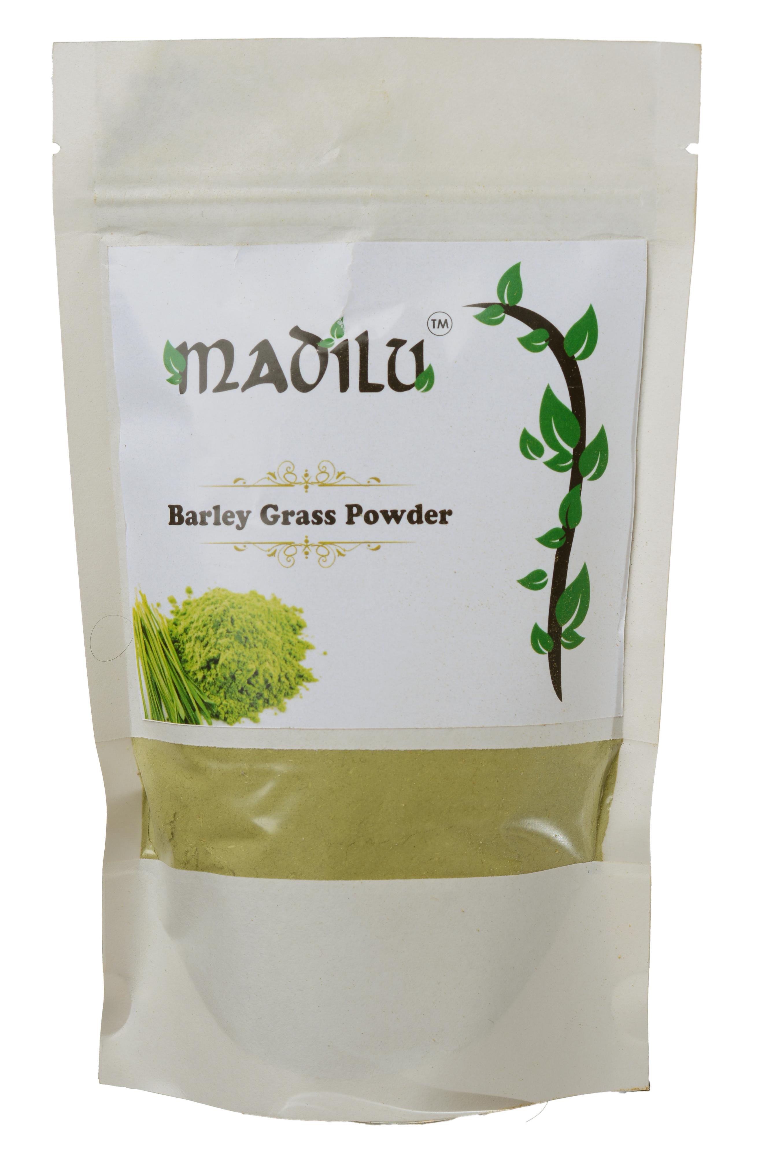 BARLEY GRASS POWDER BY MADILU