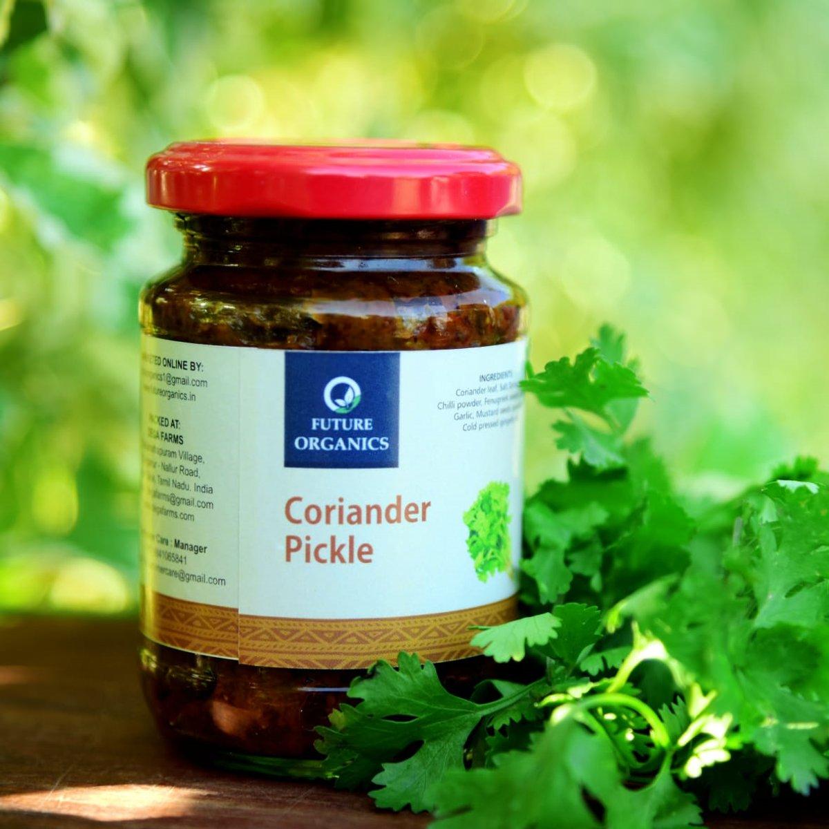 Coriander Pickle(set of 2)