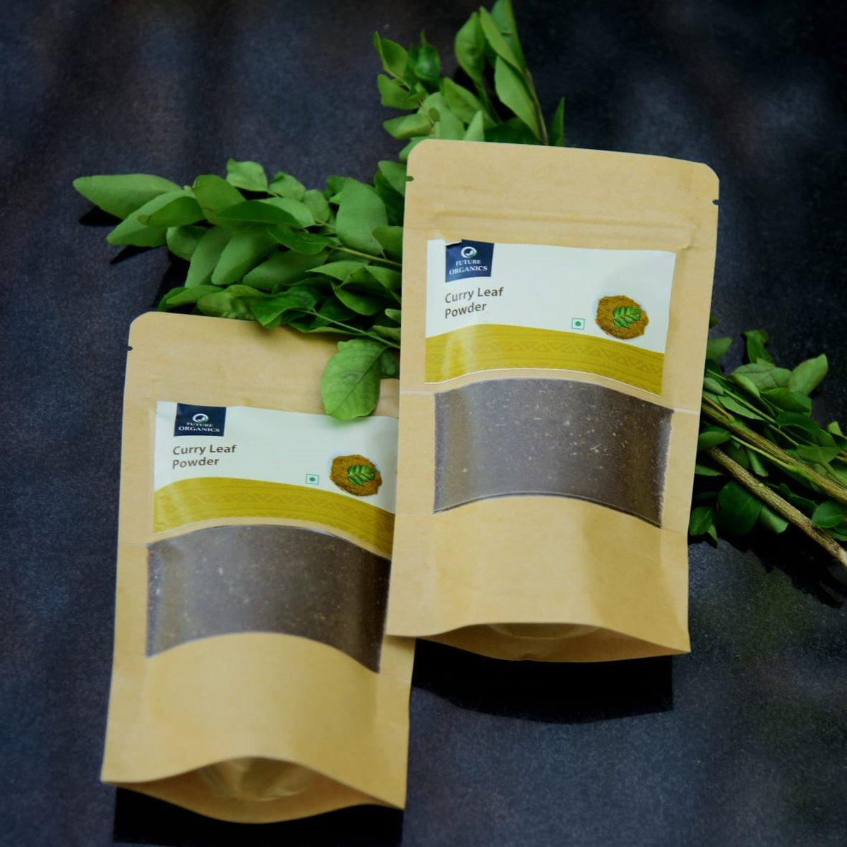 Karivepaku Podi Or Curry Leaves Powder(set of 2)