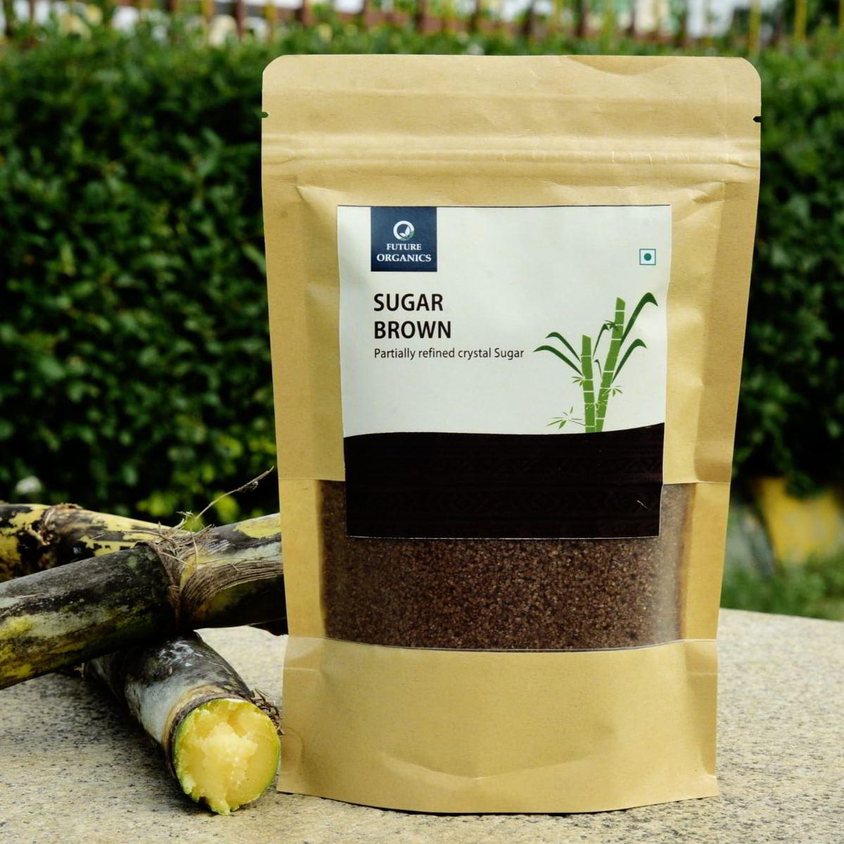Sugar Brown - Demerrara