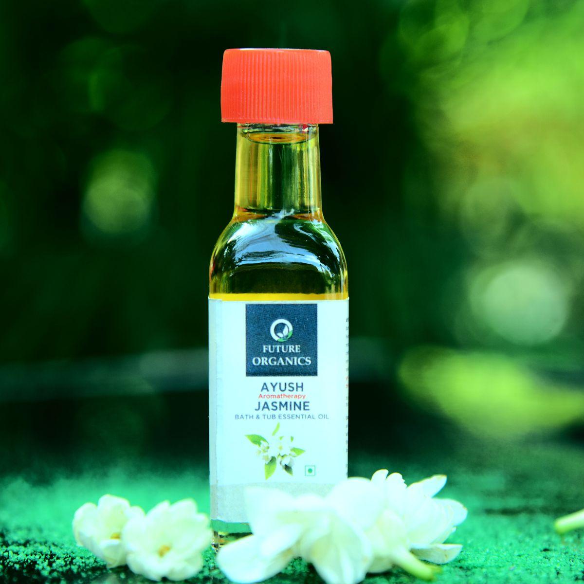Ayush Aromatherapy Jasmine(set of 2)