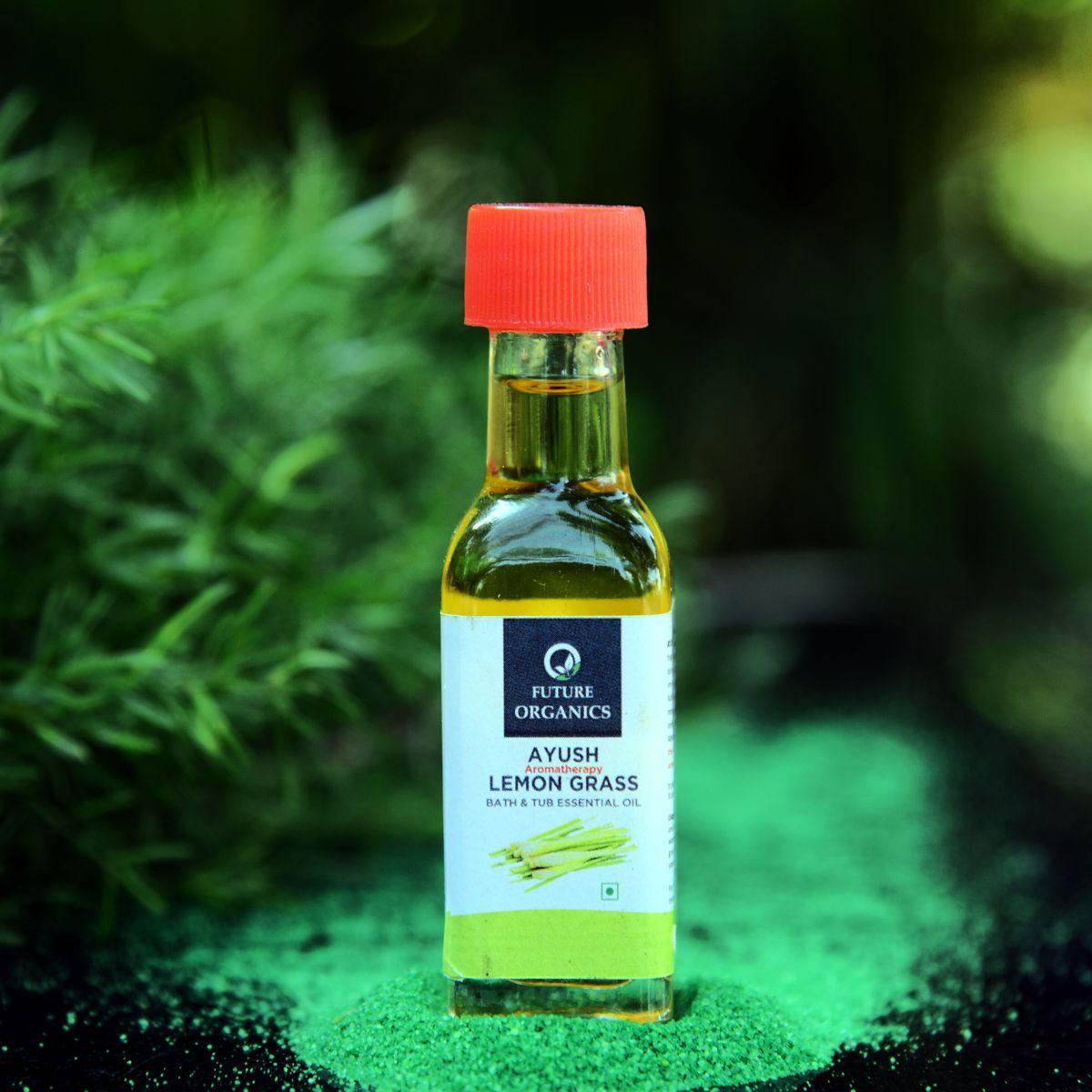 Ayush Aromatherapy Lemon Grass(set of 2)