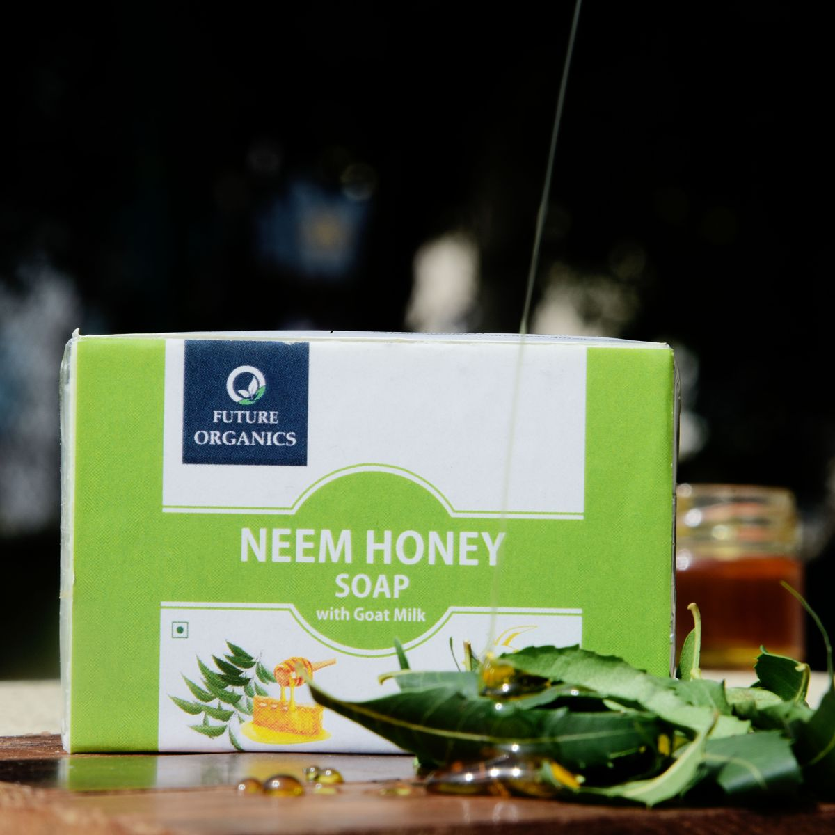 Neem Honey Soap(set of 2)