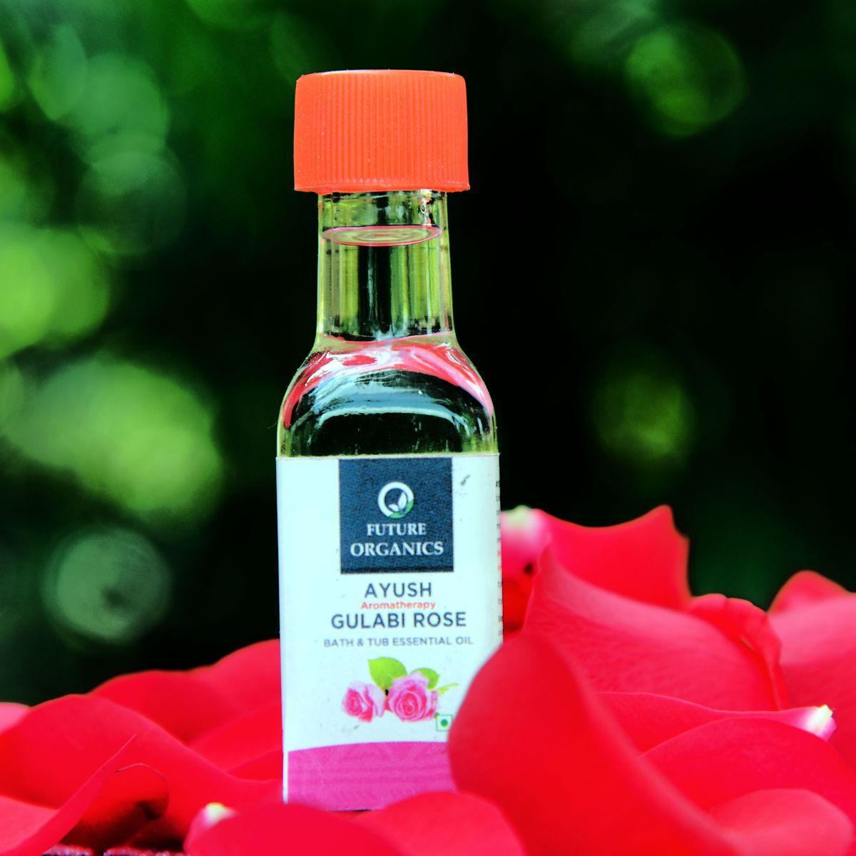 Ayush Aromatherapy Gulabi Rose(set of 2)