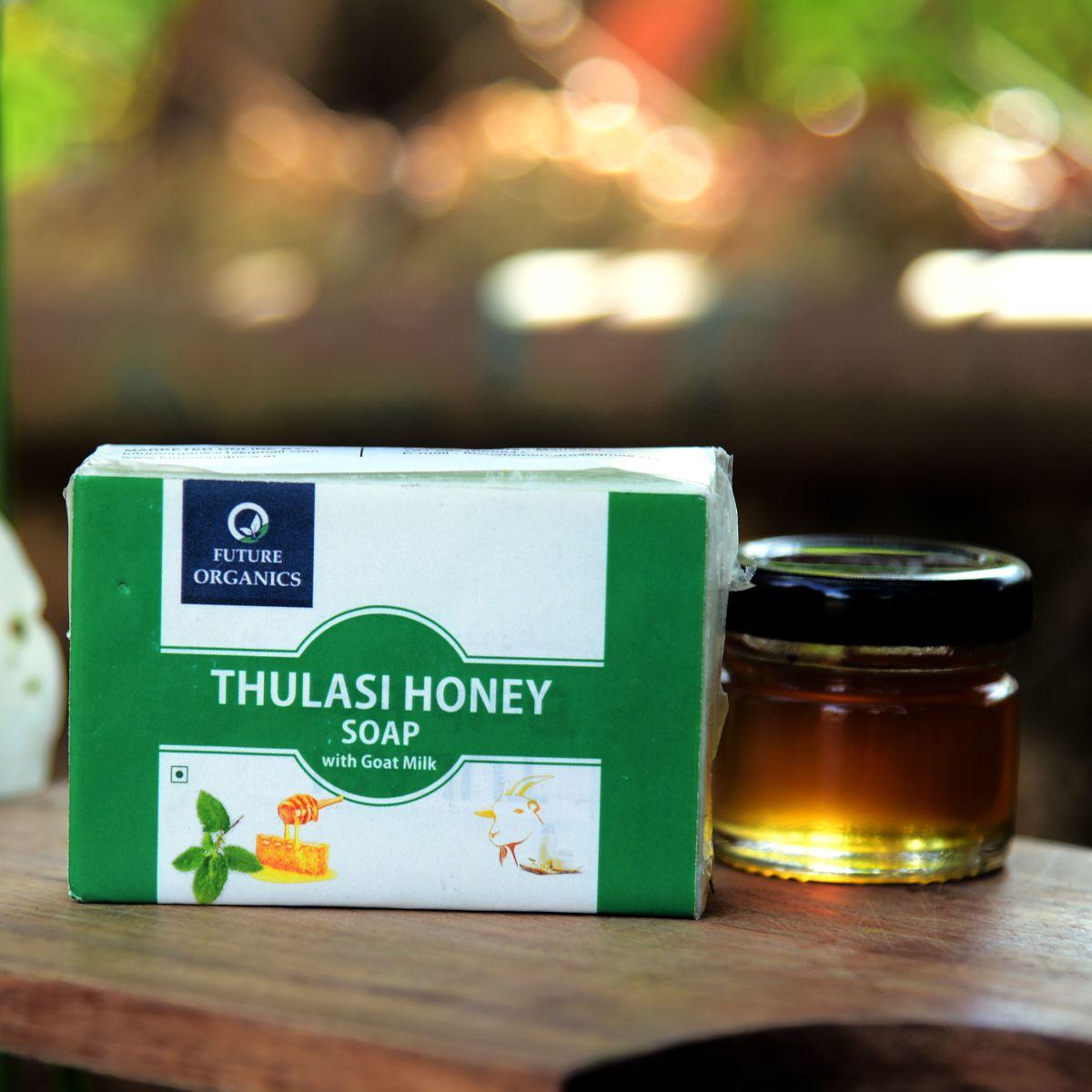 Thulasi Honey Soap(set of 2)