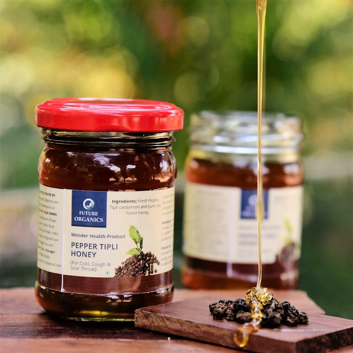 Pepper Thippili Honey(set of 2)
