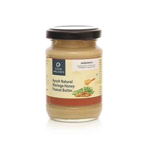 Ayush Natural Moringa Honey PeanutButter